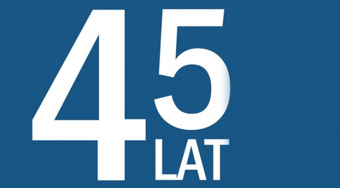 Jubileusz 45 lecia założenia koła