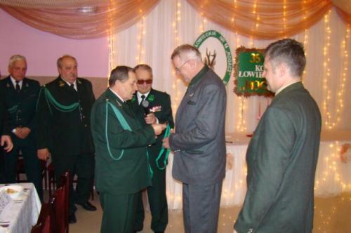 Medale za trofea - rogacze